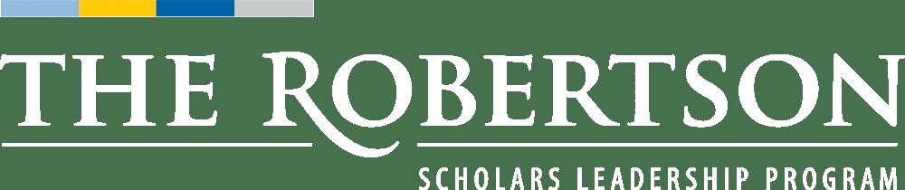 Robertson Scholars Logo