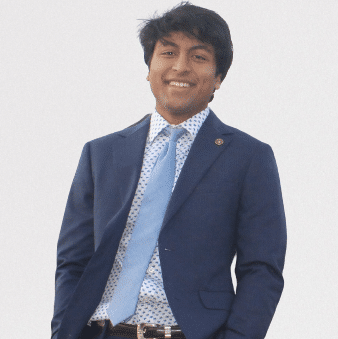 Headshot of Tarun Amasa