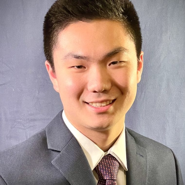 Headshot of Charles Ma