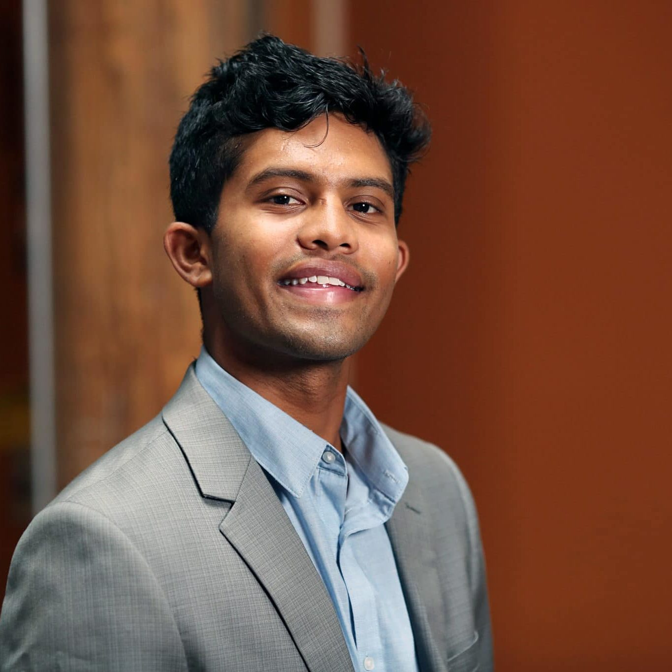Anshu Mohan  Robertson Scholars, Wednesday, Sept. 15, 2021, at Duke UniversityÕs Smith Warehouse in Durham, N.C.    © Copyright 2021 Veasey Conway, All Rights Reserved