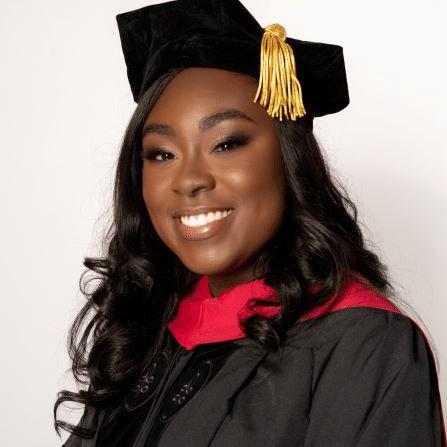Sarah Rutherford Graduation Photos 12